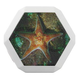 ニンニクの星 ホワイトBluetoothスピーカー
