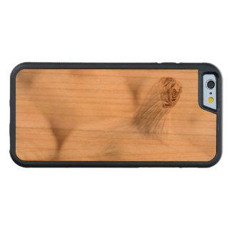 ニンニクの球根 CarvedチェリーiPhone 6バンパーケース