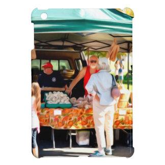 ニンニクの農家4 iPad MINIケース