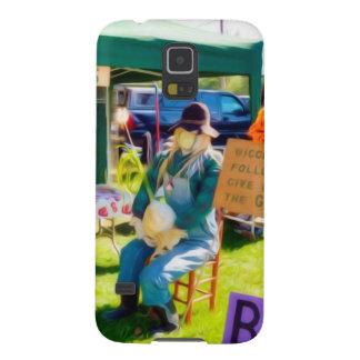 ニンニクのDeliteの農場 Galaxy S5 ケース