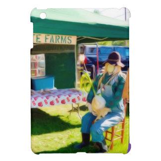 ニンニクのDeliteの農場 iPad Miniケース
