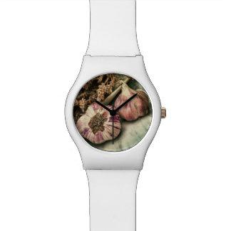 ニンニク/グルメの腕時計 腕時計