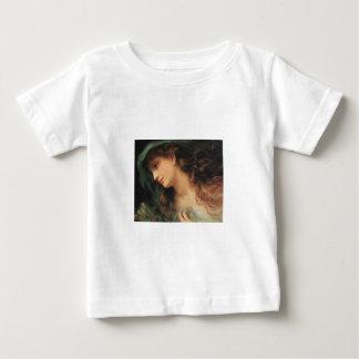 ニンフの頭部 ベビーTシャツ