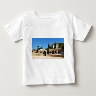 ニースCimiezフランス ベビーTシャツ