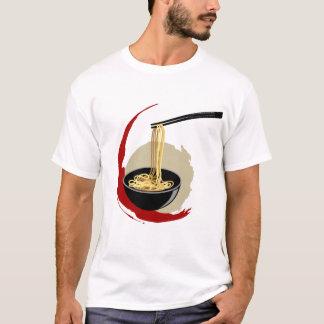 ヌードルのTシャツ Tシャツ