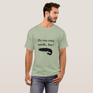 ヌードル、broか。 Tシャツ