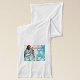 ネイティブアメリカンのクリスマスの出生の   スカーフ