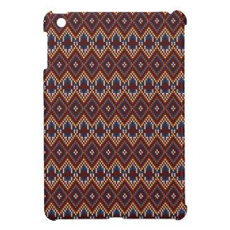 ネイティブアメリカンのデザイン-ビーズの一見iPad Mini iPad Miniカバー