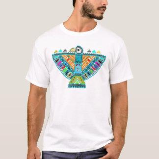 ネイティブアメリカンのトーテム Tシャツ