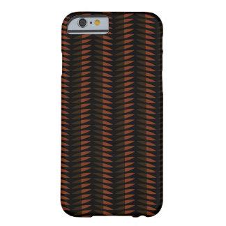 ネイティブアメリカンの種族パターン BARELY THERE iPhone 6 ケース