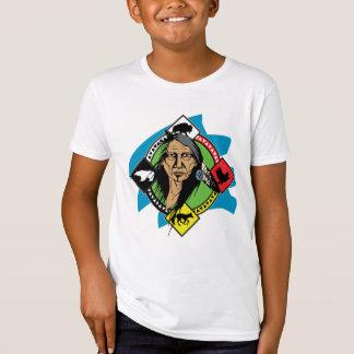 ネイティブアメリカンの薬の車輪 Tシャツ