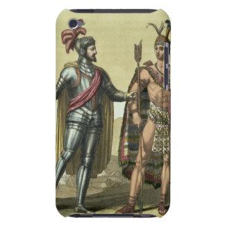 ネイティブアメリカンの責任者(色を持つ征服者 Case-Mate iPod TOUCH ケース