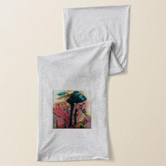 ネイティブアメリカン音楽スカーフ スカーフ