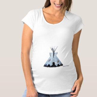 ネイティブアメリカン55 マタニティTシャツ