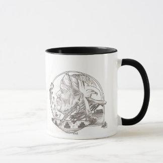 ネイティブアメリカン マグカップ