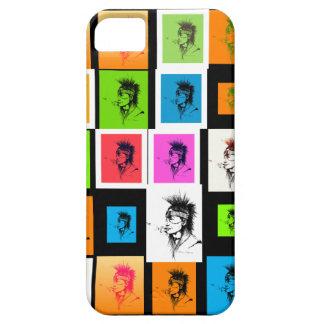 ネイティブアメリカン- POP-ARTの場合 iPhone SE/5/5s ケース