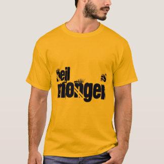 ネイルの提唱者のTシャツ Tシャツ