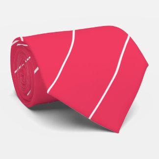 ネオンのピンク ネクタイ