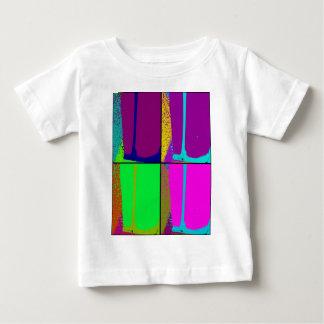 ネオンの破裂音 ベビーTシャツ