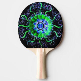 ネオンアネモネのくらげ 卓球ラケット
