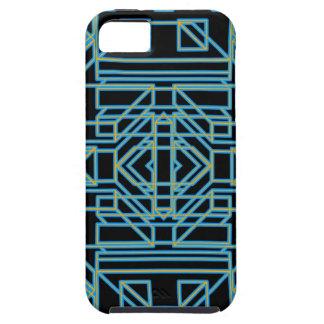 ネオンイーオン5 iPhone SE/5/5s ケース
