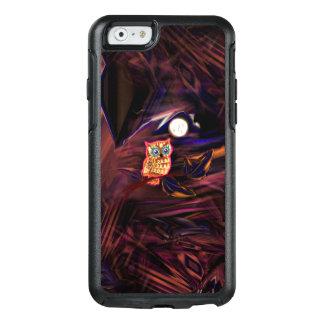 ネオンフクロウの雷雨のフラッシュのファンタジア オッターボックスiPhone 6/6Sケース