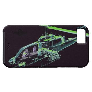 ネオンヘリコプター iPhone 5 CASE