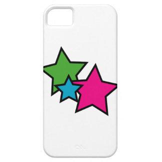 ネオン星 iPhone SE/5/5s ケース