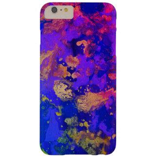 ネオン紫色の霞 BARELY THERE iPhone 6 PLUS ケース