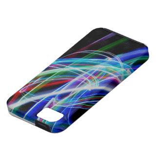 ネオン繊維 iPhone SE/5/5s ケース