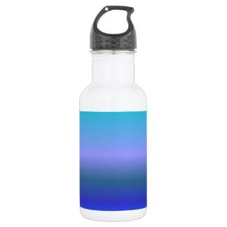 ネオン青 ウォーターボトル