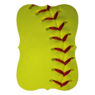 ネオン 黄色 ソフトボール