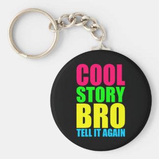 ネオンCool story Bro キーホルダー