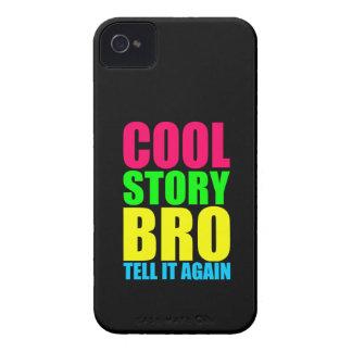 ネオンCool story Bro Case-Mate iPhone 4 ケース