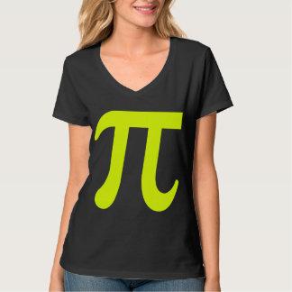 ネオンPiの記号 Tシャツ