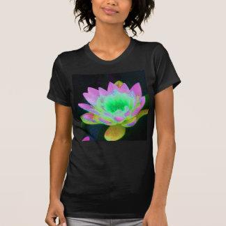 ネオンWaterlilly Tシャツ