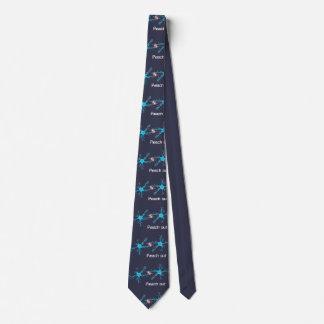 ネクタイに手を差し伸べて下さい オリジナルネクタイ