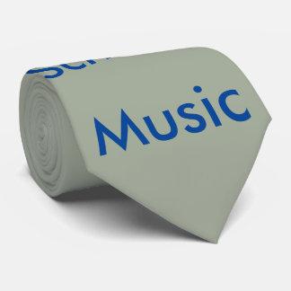 ネクタイ、古い学校音楽 カスタムネクタイ
