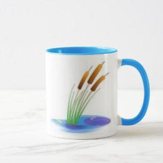 ネコヤナギのマグ マグカップ