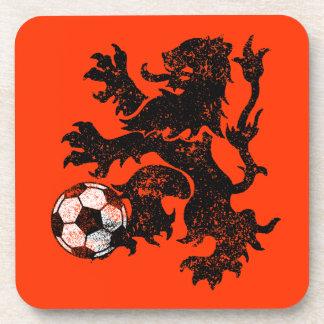 ネザーランドサッカーのライオン コースター