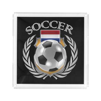 ネザーランドサッカー2016ファンのギア アクリルトレー