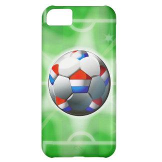 ネザーランドフットボール/サッカーのiPhone 5の場合 iPhone5Cケース