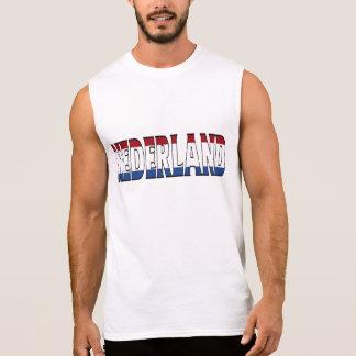 ネザーランドワイシャツ 袖なしシャツ