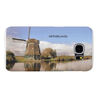 ネザーランド携帯電話カバー SAMSUNG GALAXY S6 ケース