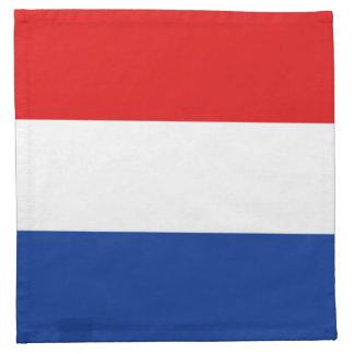 ネザーランド旗のナプキン ナプキンクロス