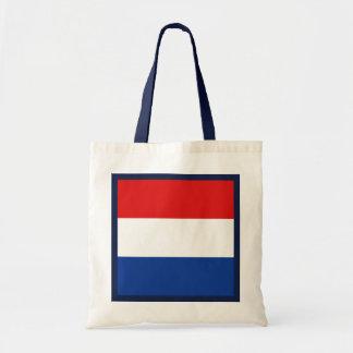 ネザーランド旗のバッグ トートバッグ