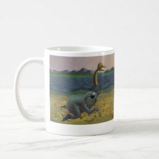 ネス湖の真実 コーヒーマグカップ