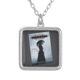ネックレス、灰の女性 シルバープレートネックレス