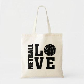 ネットボール愛、ネットボール トートバッグ