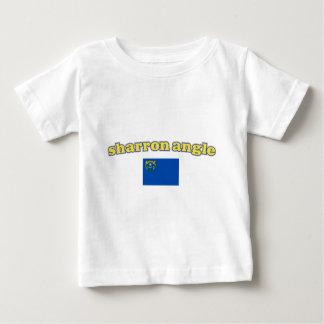 ネバダのためのSharronの角度 ベビーTシャツ